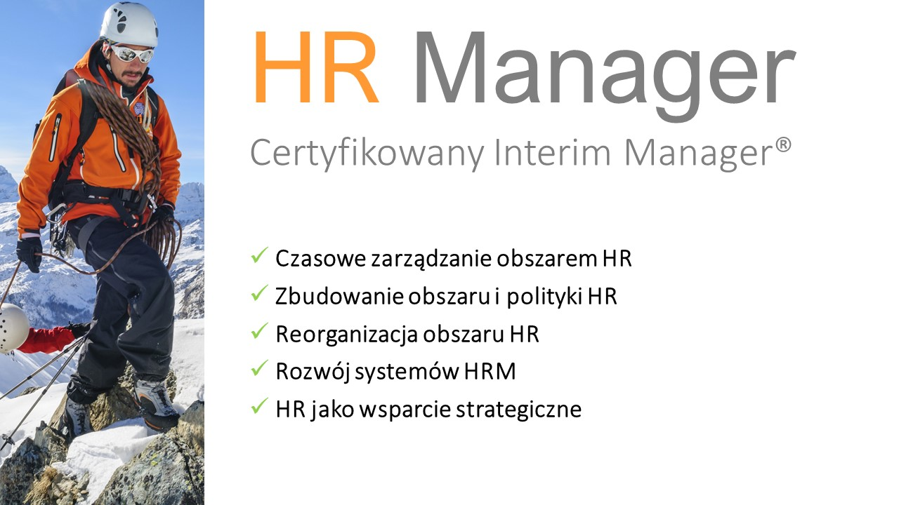 Interim HR Manager