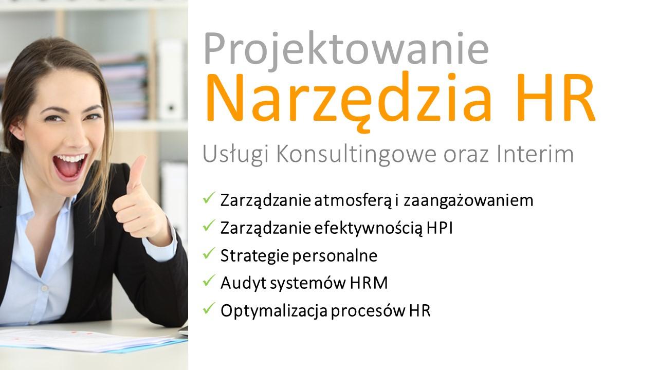 usługi HRM