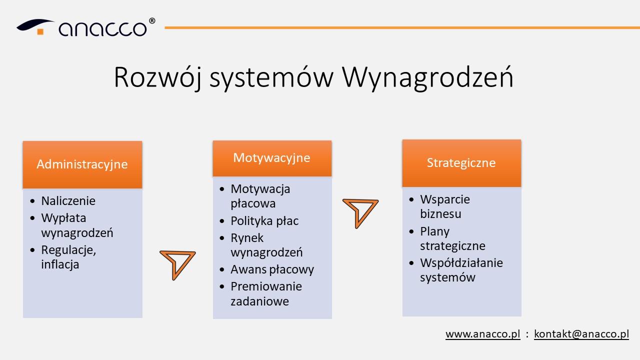 Systemy wynagradzania strategia